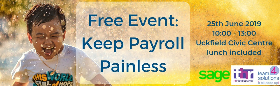 Free Event: Keep Payroll Painless